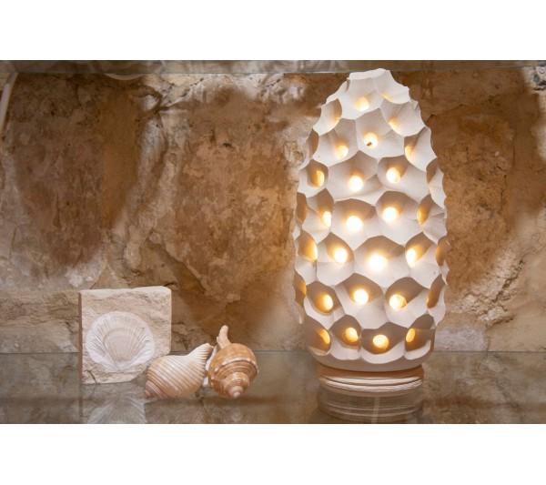 Lampada ovale Riccio